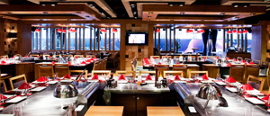 Beijing left more commercial kitchen design case