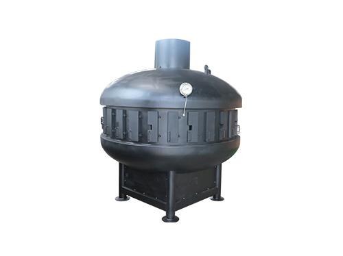 UFO 11 Space Charcoal Fish Grill