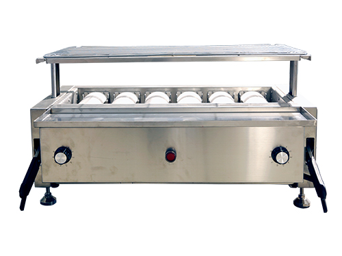 Height Adjustable Table Top Shellfish Grill Electric Barbecue Ke