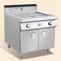 Electric Style Bain Marie With Cabinet