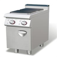 Electric Style Hot plate Cooker with Cabinet