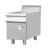 Gas Style Oven & Cabinet