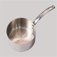 Imported 12cm Sauce Pot with Copper Handle Teppanyaki Cooking To