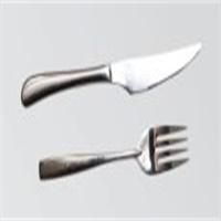 Stainless Steel Knife Fork Cutlery Set Teppanyaki Dinnerware