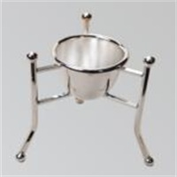 Silvery Egg Holder Teppanyaki Cooking Tools